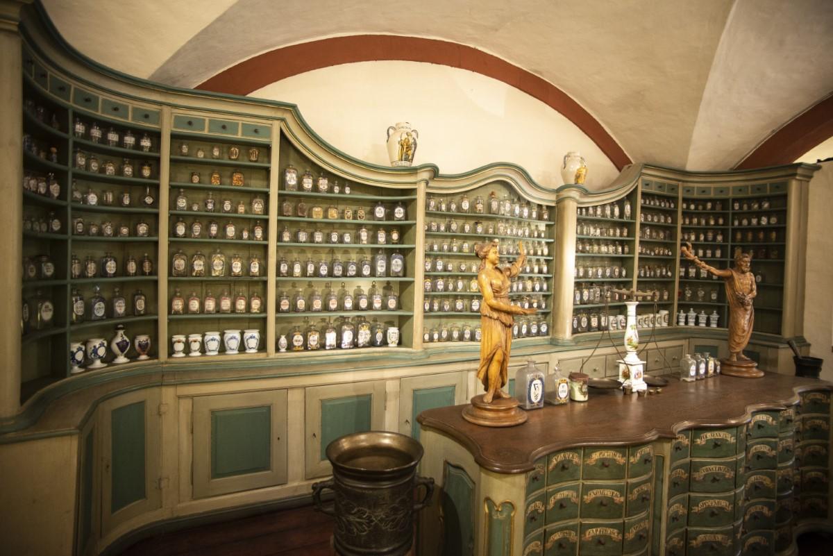 Antieke apotheek