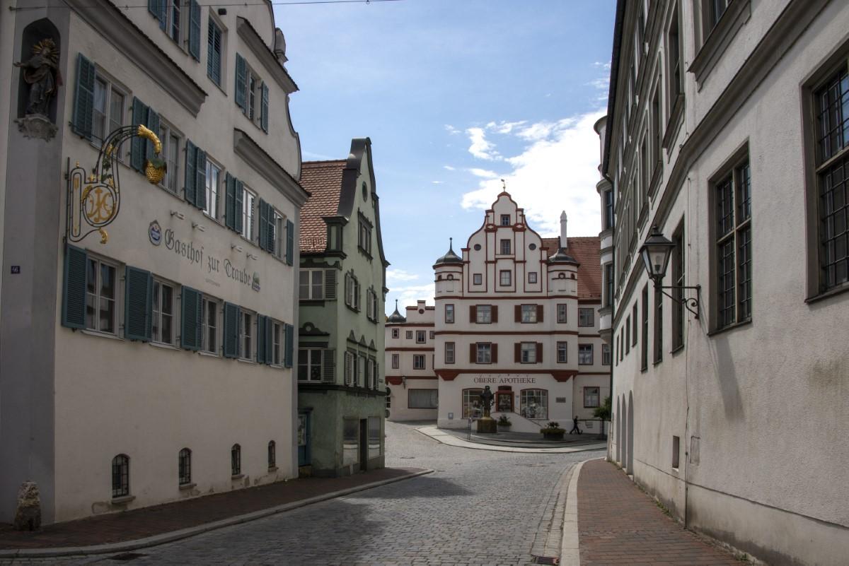 stadje Midden Duitsland