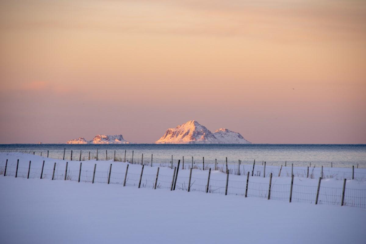 Noordkust Lofoten 1