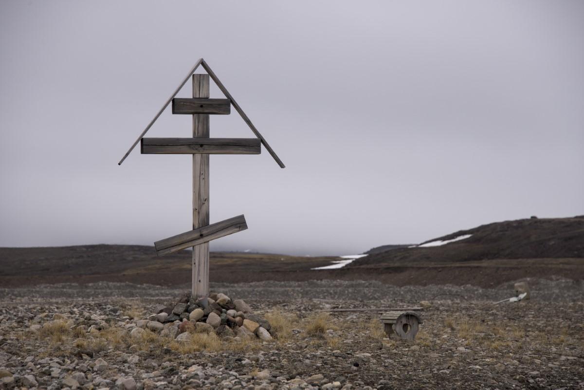 kruis in pyramiden