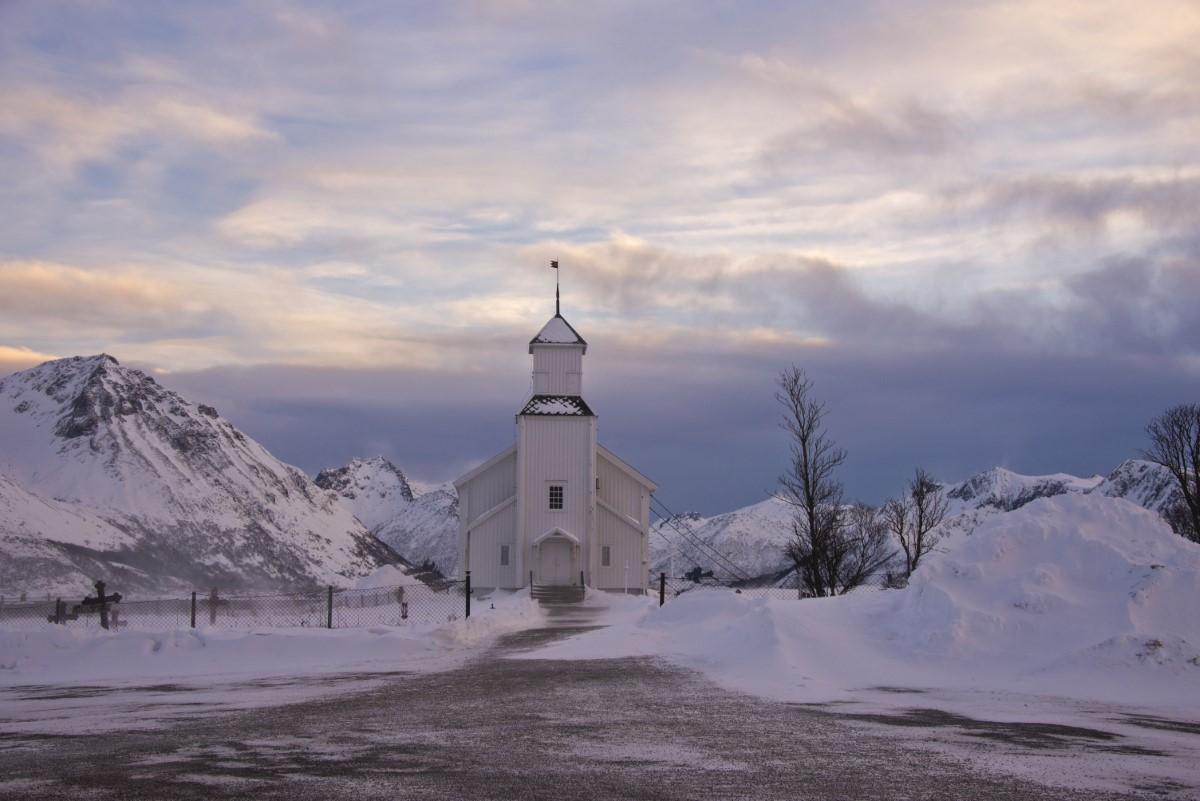 Gimsøy kerkje