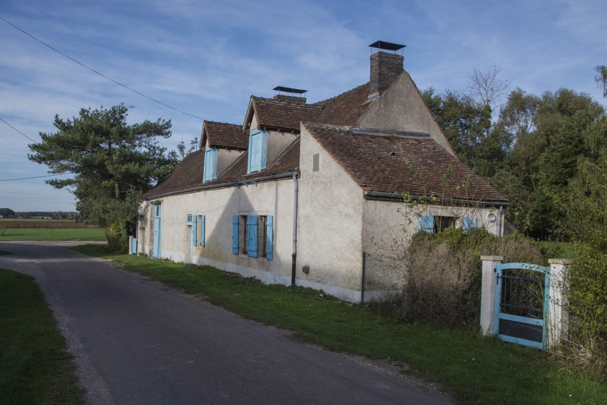 dorpje midden frankrijk