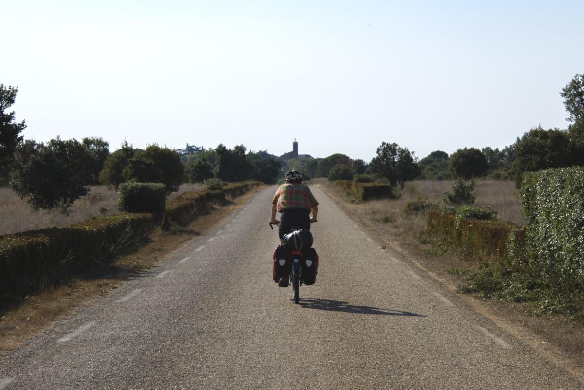 Op de fiets naar zuid Frankrijk