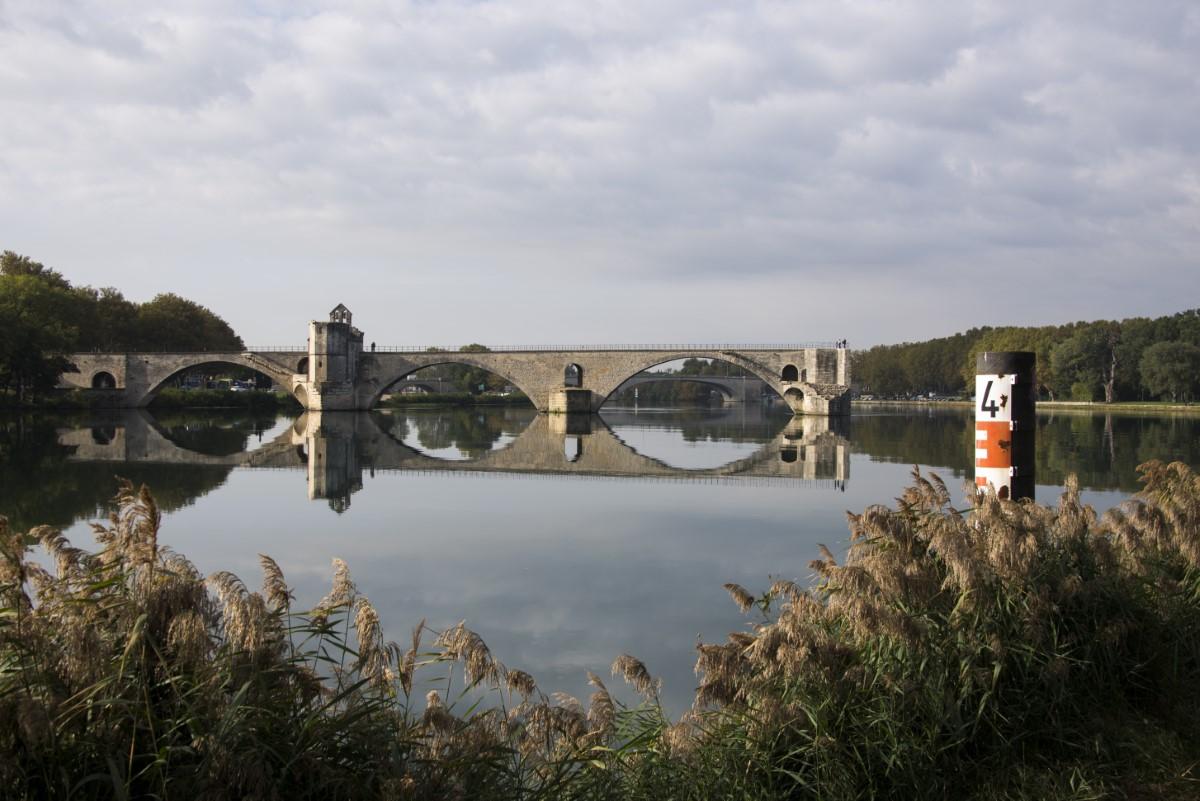 brug bij Avignon