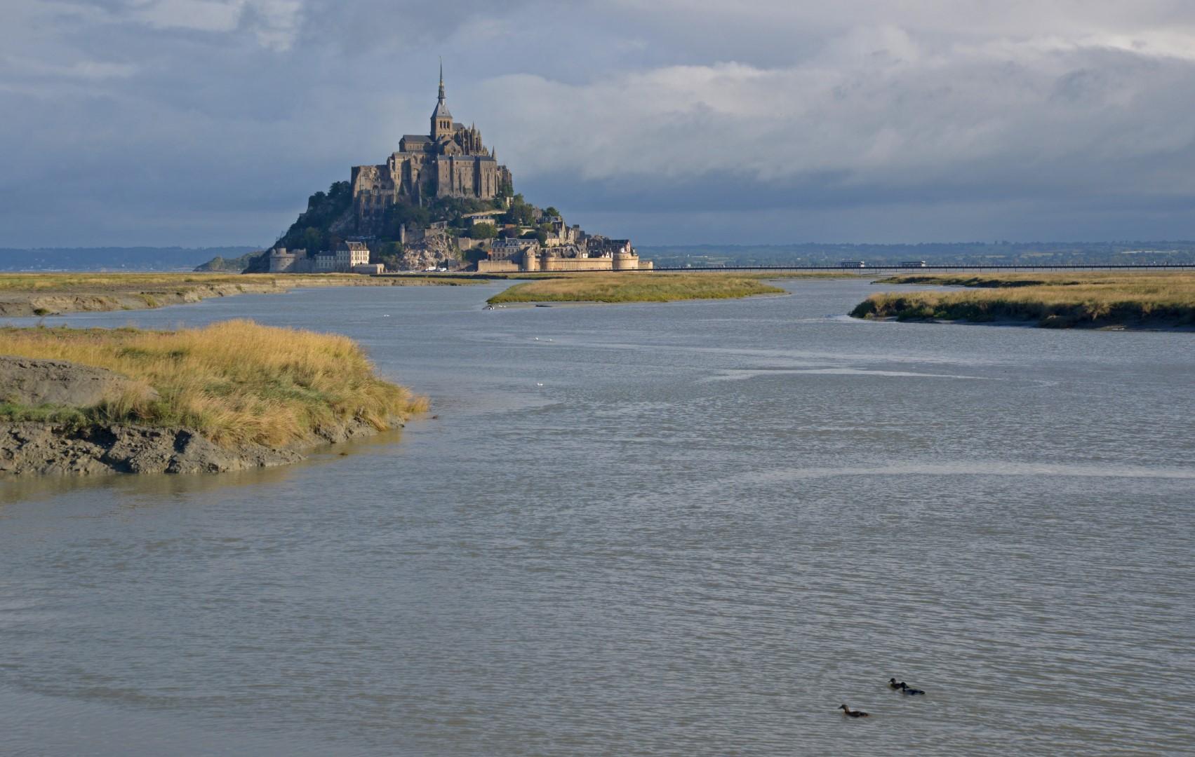 Mont St Michel 2