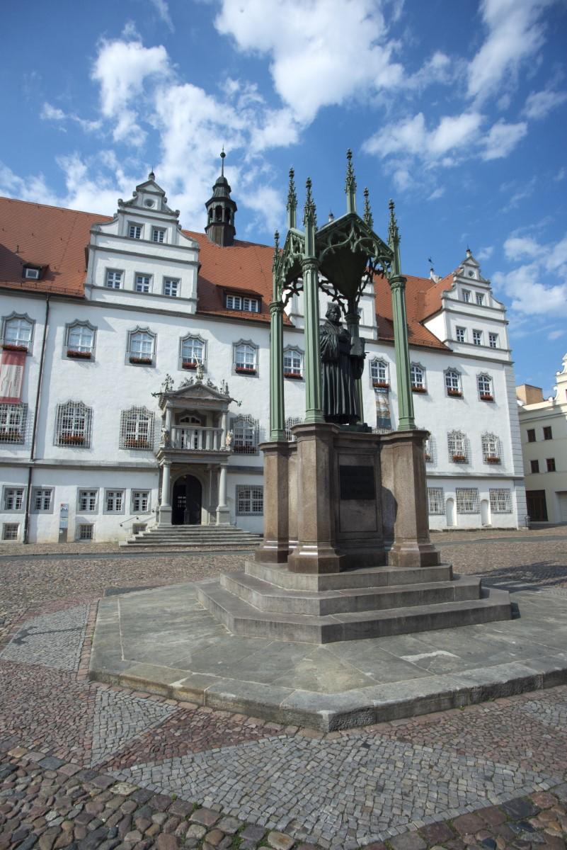 Rathaus Wittenberg  2