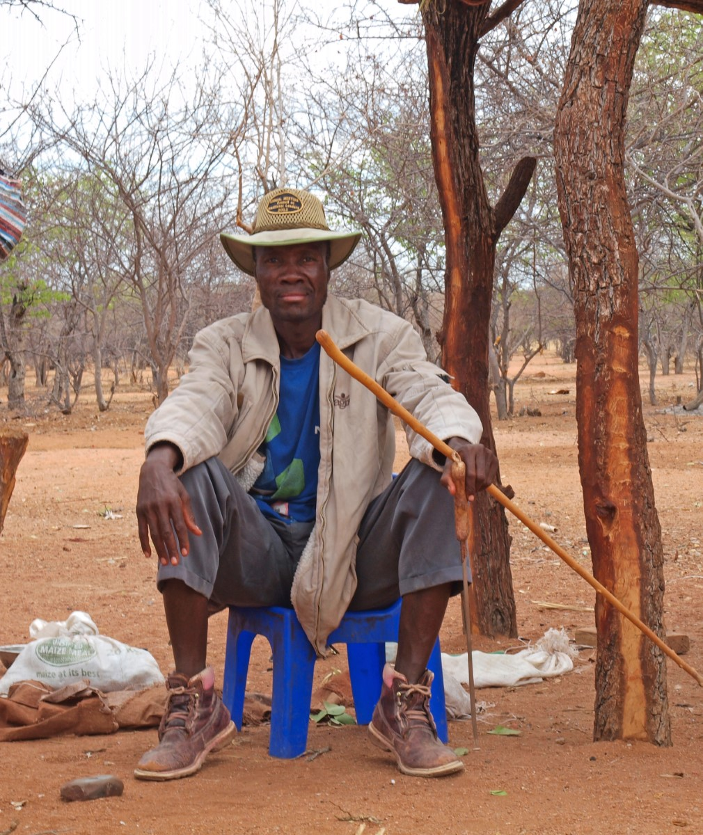 Himba baas