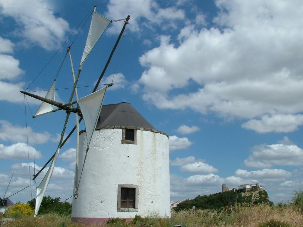 Portuguese molen