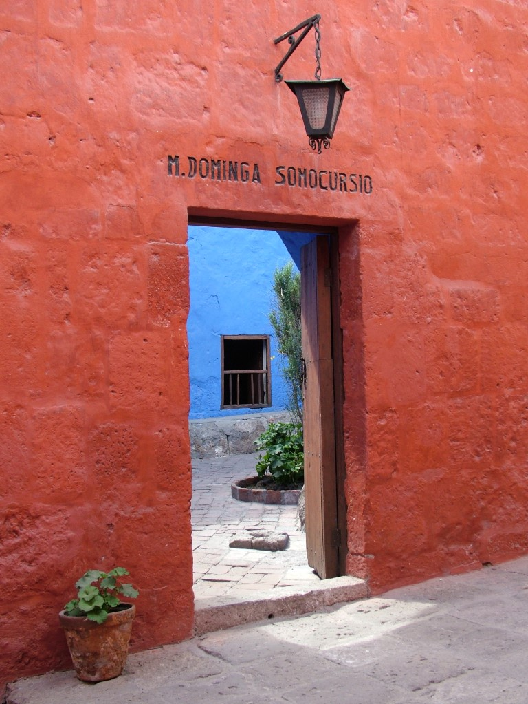 Klooster Arraquipa