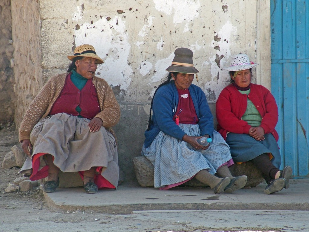 Peruaanse vrouwen