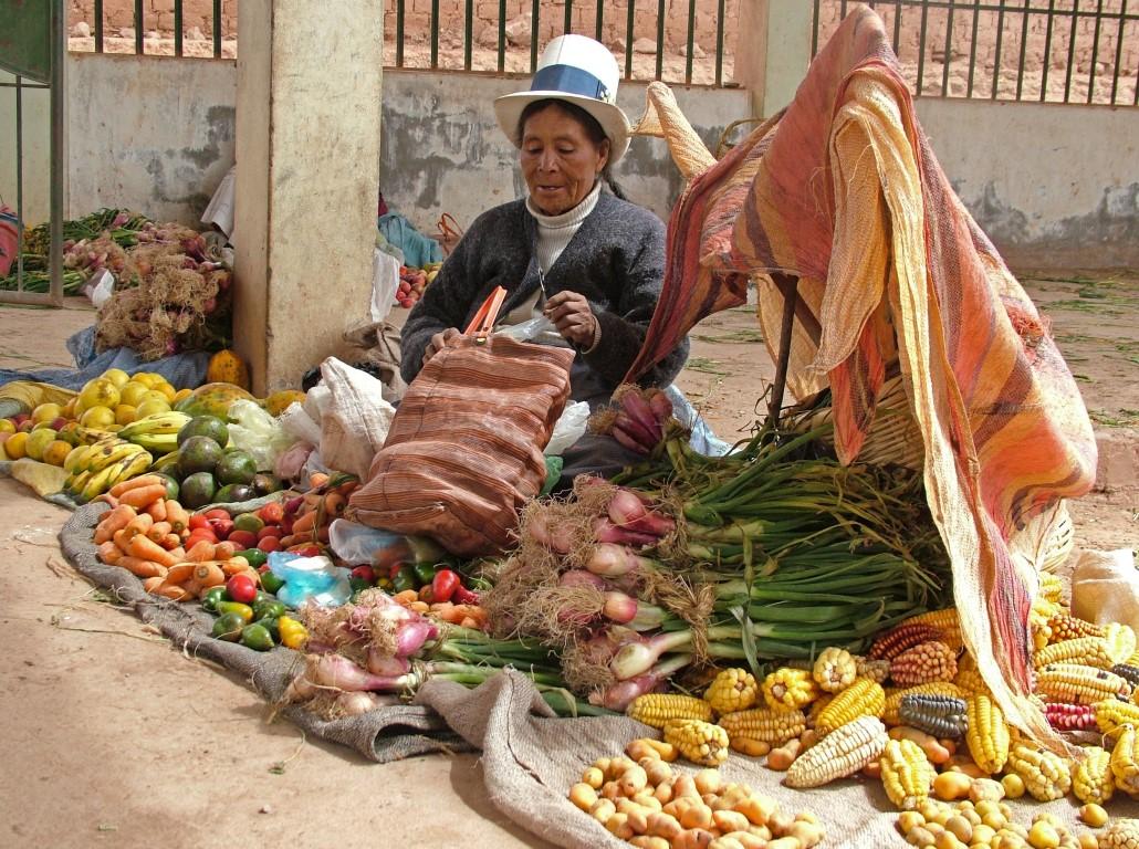 groenten verkoop
