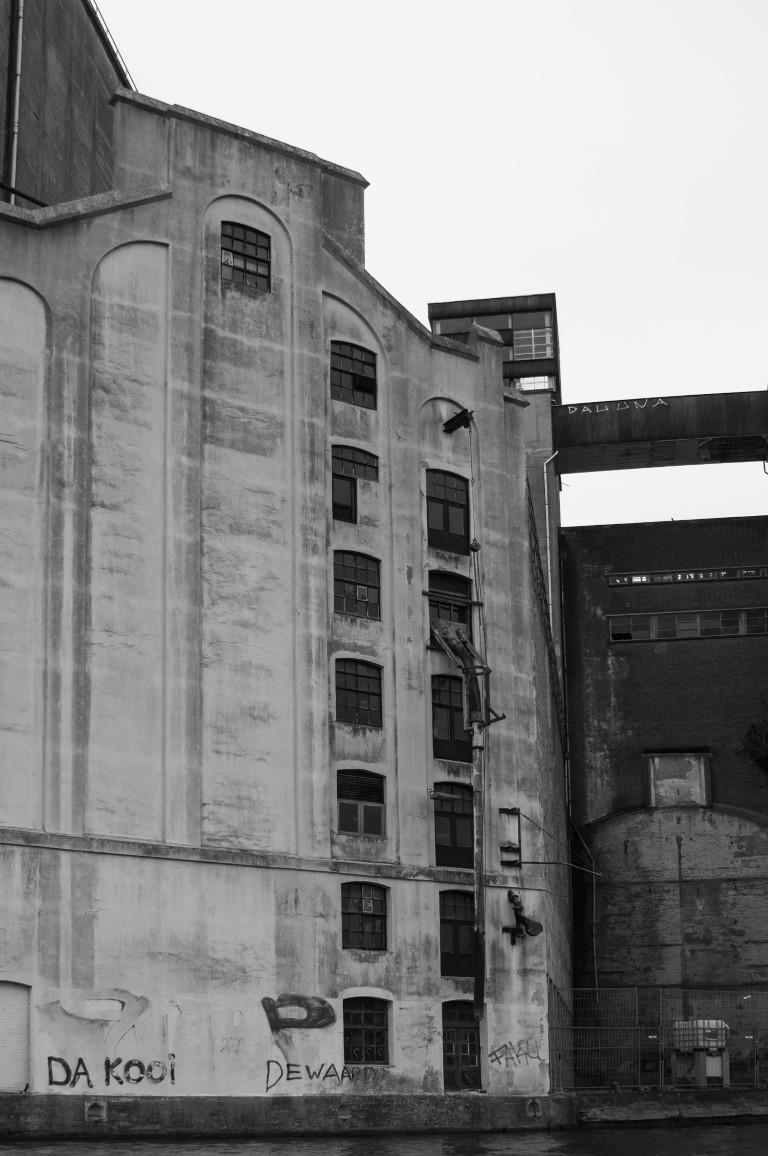 Fabriek Leiden
