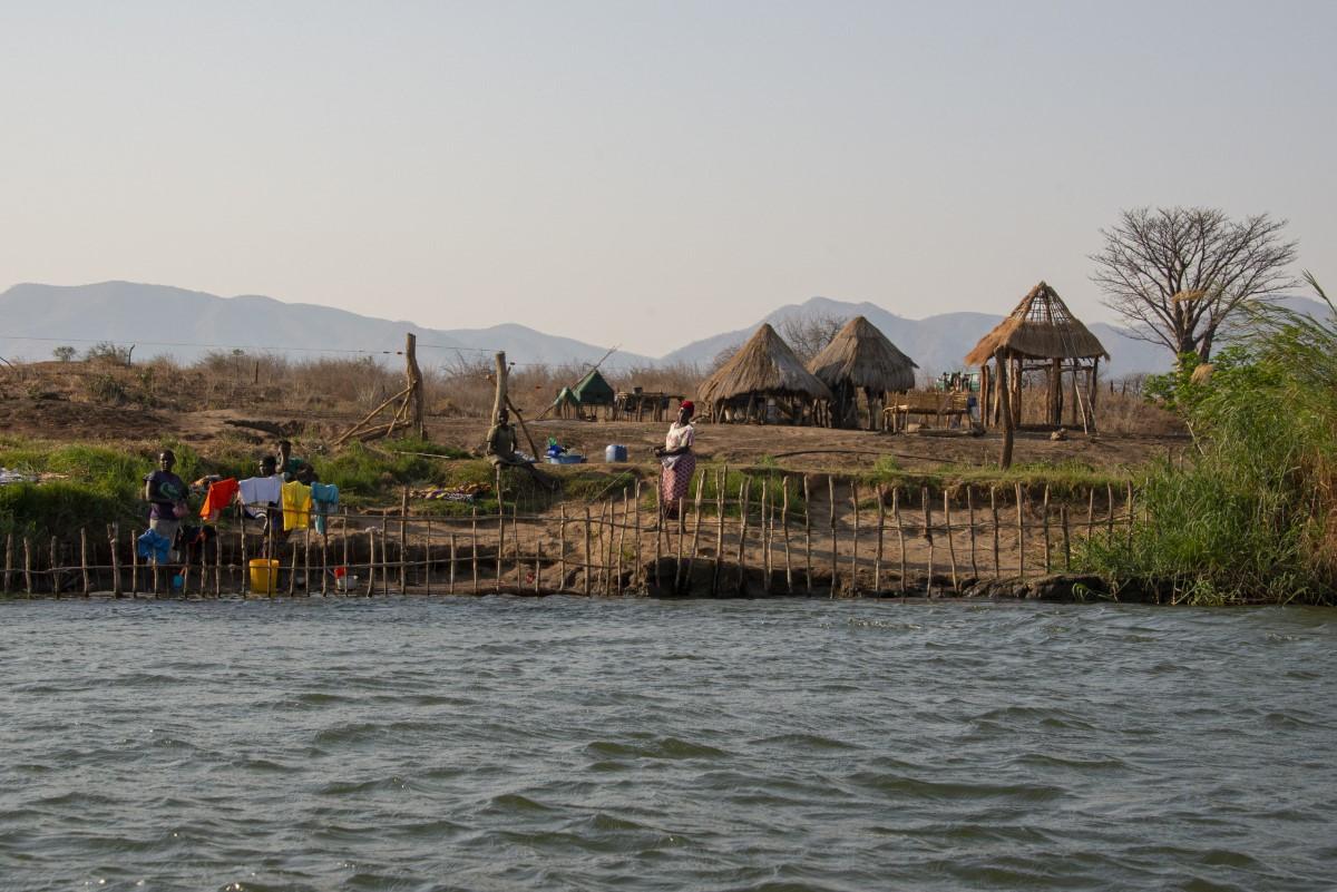 dorp Zambia